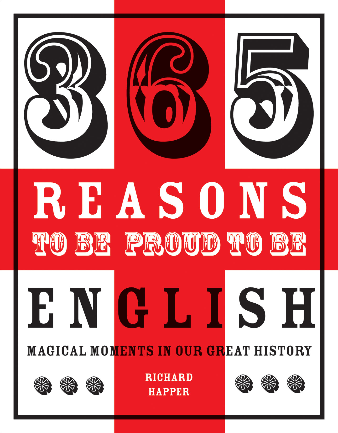 365 Reasons to be Proud to be English