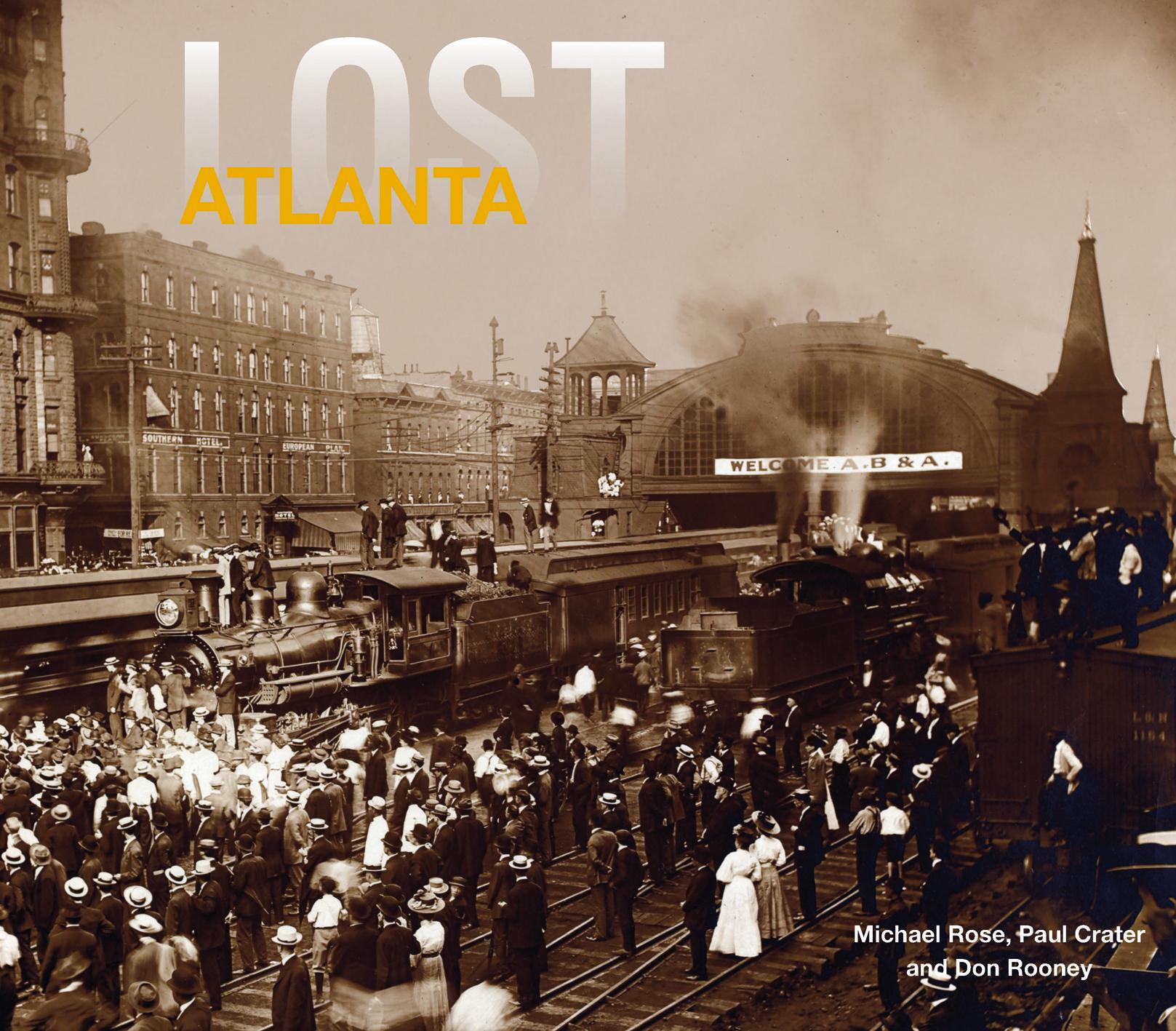Lost Atlanta