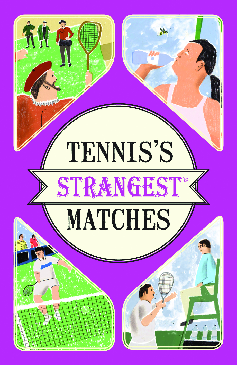 Tennis's Strangest Matches