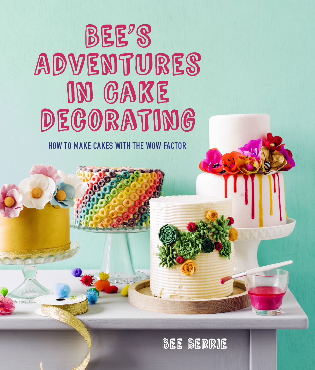 Bee's Adventures in Cake Decorating
