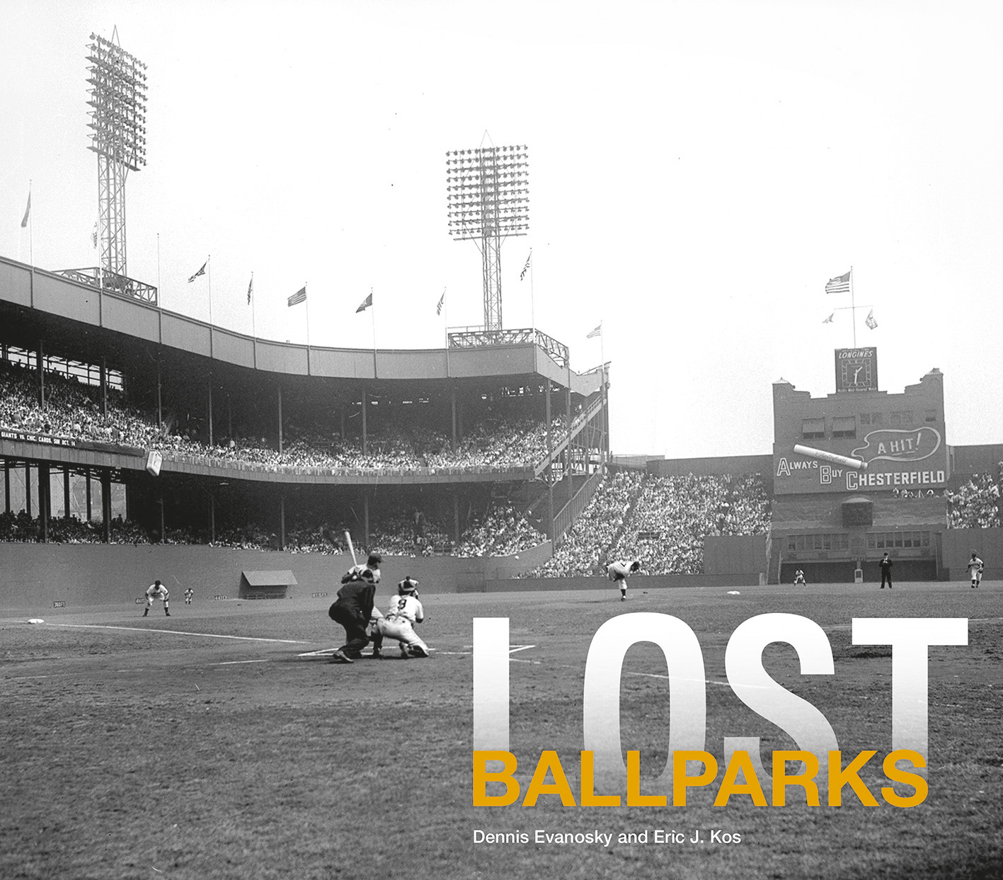 Lost Ballparks