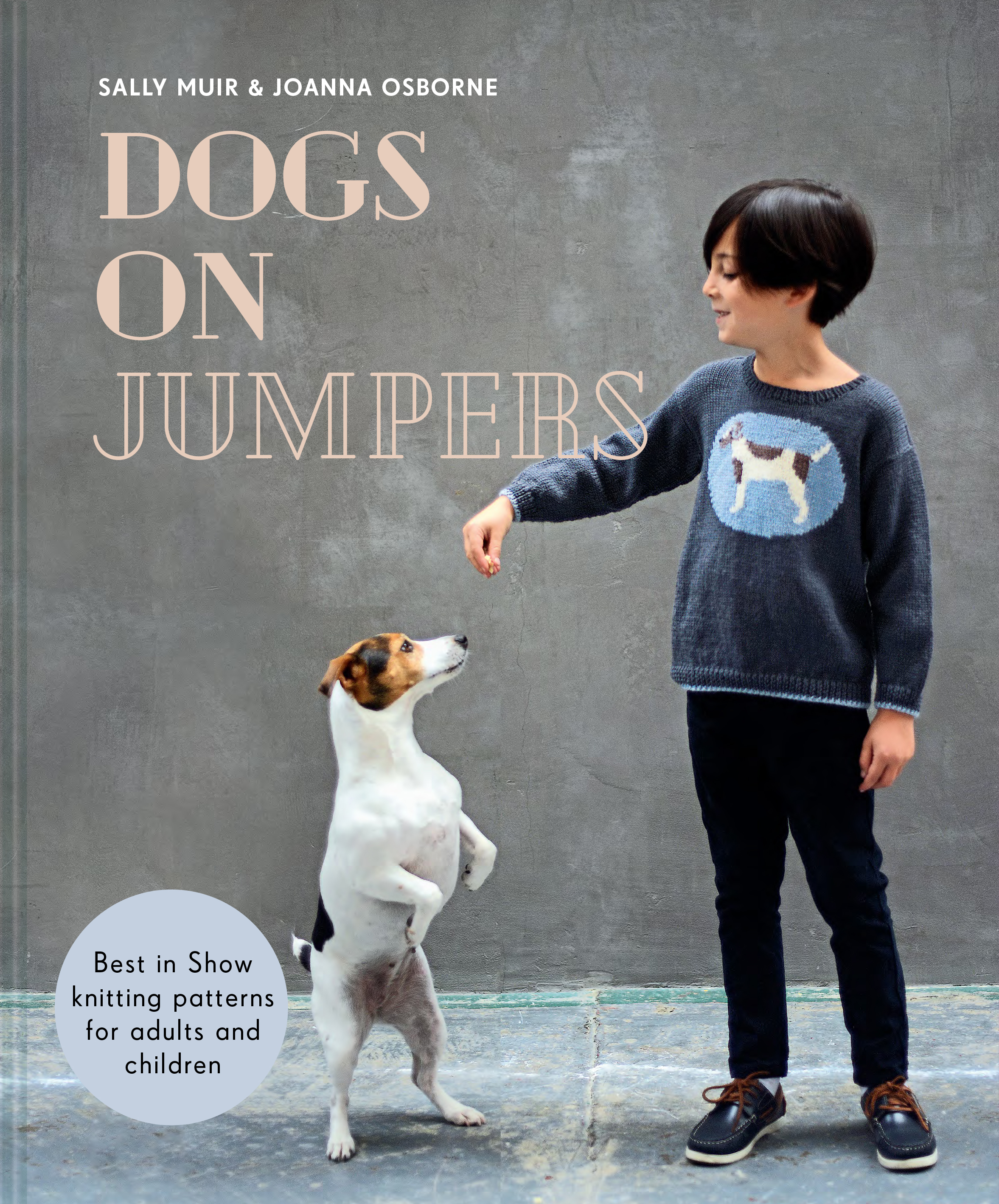 Dogs on Jumpers