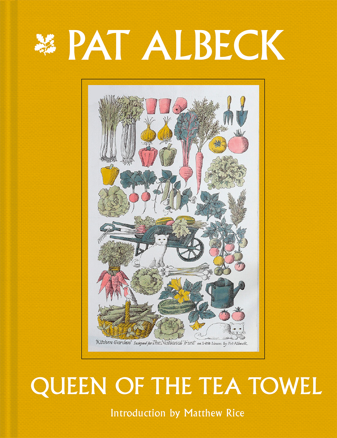 Pat Albeck: Queen of the Tea Towel