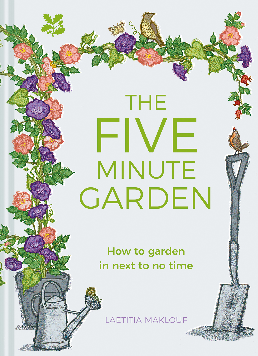 The Five Minute Garden