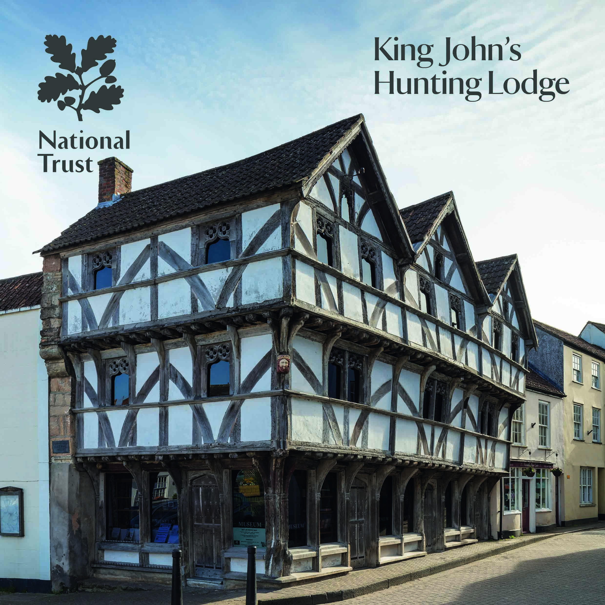 King John's Hunting Lodge