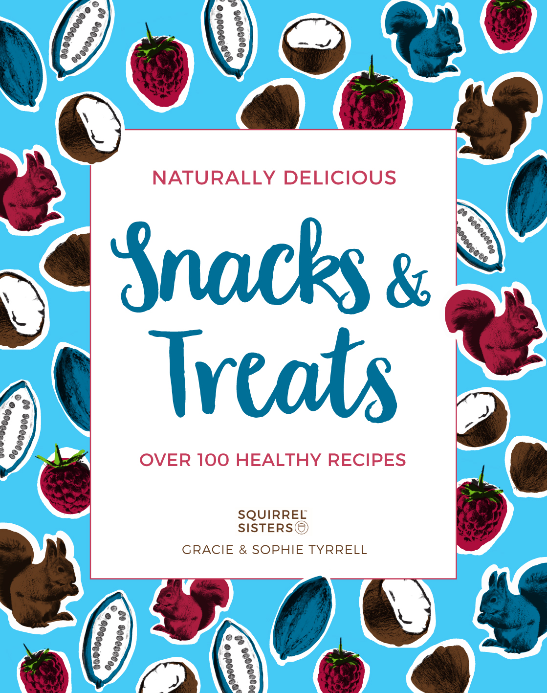 Naturally Delicious Snacks & Treats