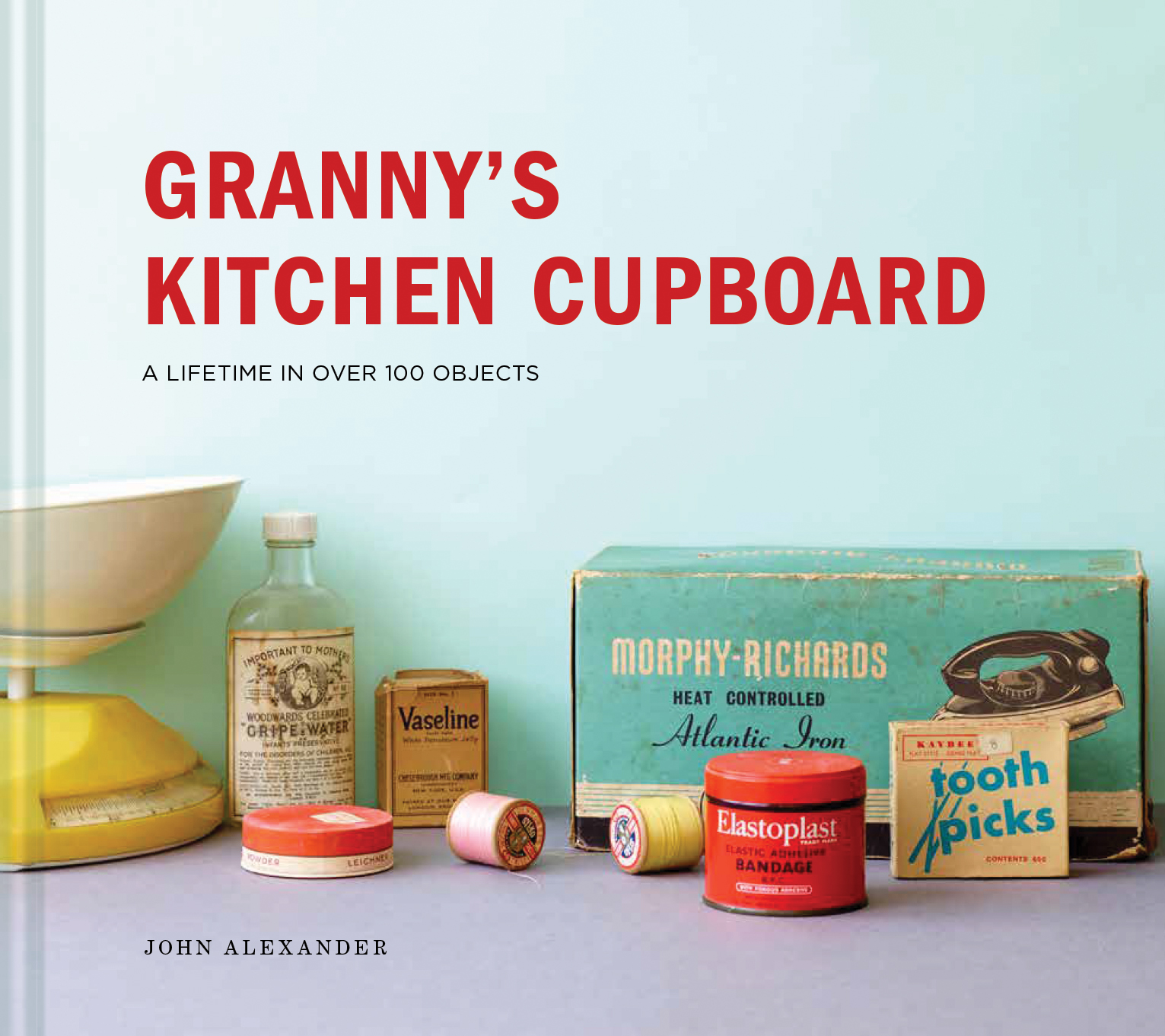Granny's Kitchen Cupboard