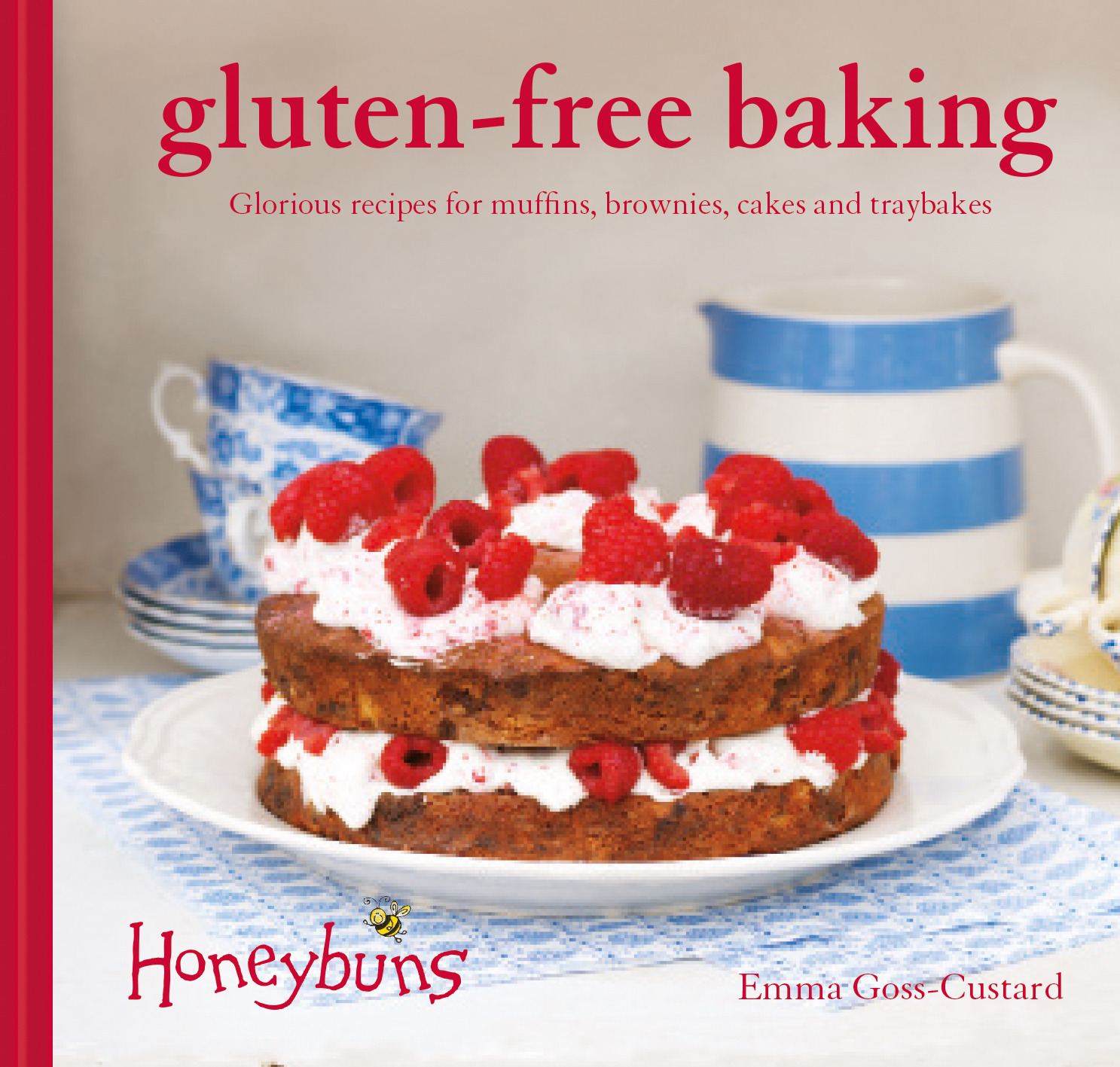 Gluten-free Baking (Honeybuns)