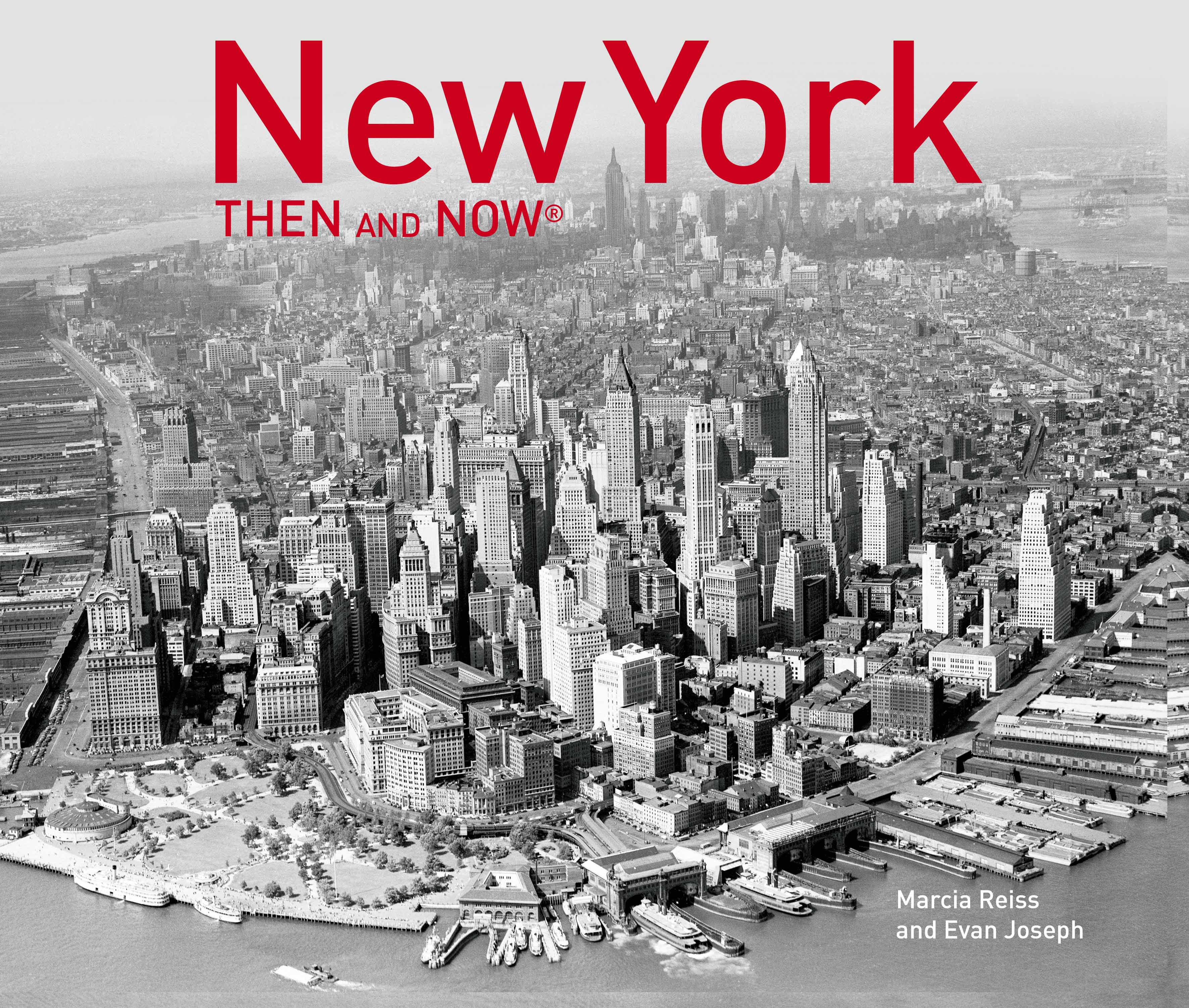 New York Then and Now® (2019)