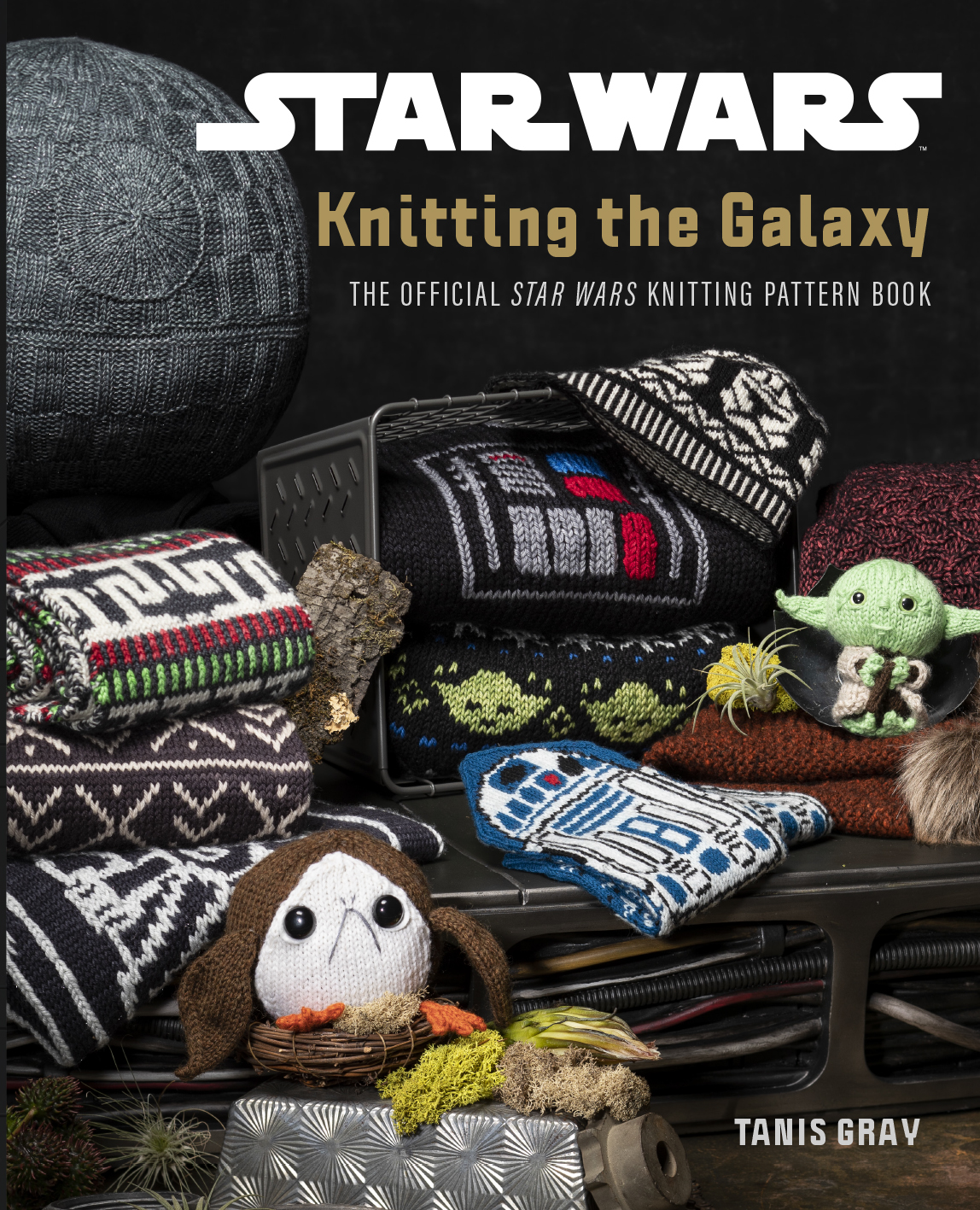 Star Wars: Knitting the Galaxy